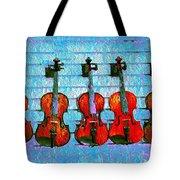 The Violin Store Tote Bag