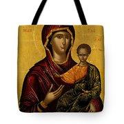 The Virgin Hodegetria Tote Bag