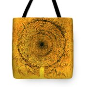 The Vision Of The Empyrean Tote Bag