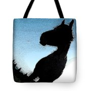The Visiter Tote Bag