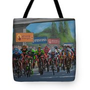 The Vuelta Tote Bag by Paul Meijering