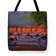 The Wagon Tote Bag