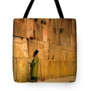 The Wailing Wall Tote Bag