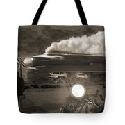 The Wait 2 Tote Bag