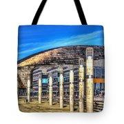 The Wales Millennium Centre Tote Bag