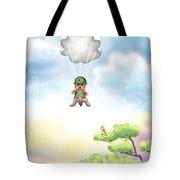 The War Hero Tote Bag