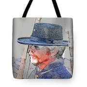 The War Vet Tote Bag