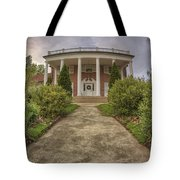 The Ward Mansion - Conway - Arkansas Tote Bag