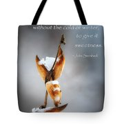 The Warmth Of Summer Tote Bag
