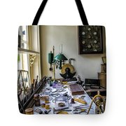 The Watch Repair Shop Tote Bag