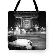 The Watched Tote Bag