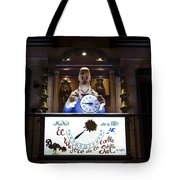 The Watchmaker At Sal Street Tote Bag