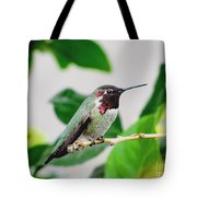 The Watchman On Duty Tote Bag