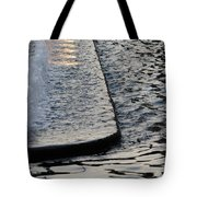 The Water Fountain Tote Bag