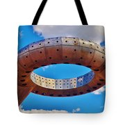 The Water-less Ring Tote Bag
