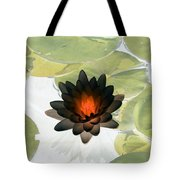 The Water Lilies Collection - Photopower 1034 Tote Bag