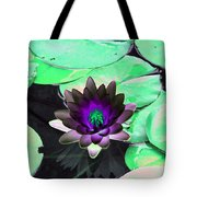 The Water Lilies Collection - Photopower 1113 Tote Bag