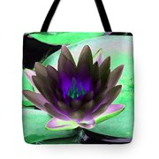 The Water Lilies Collection - Photopower 1116 Tote Bag