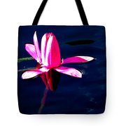 The Water Lily... Tote Bag