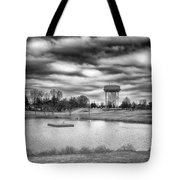 The Water Tower Tote Bag