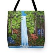 The Waterfall Tote Bag