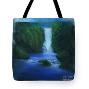 The Waterfall Tote Bag