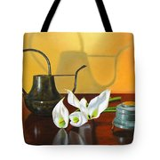 The Watering Can Tote Bag