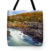 The Waters' Tote Bag