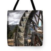 The Waterwheel Tote Bag