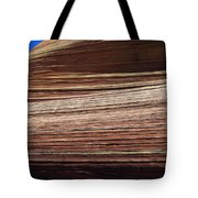 'the Wave' North Coyote Buttes 06 Tote Bag
