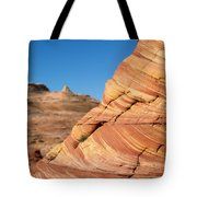 'the Wave' North Coyote Buttes 13 Tote Bag