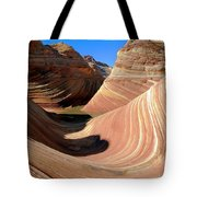 'the Wave' North Coyote Buttes 19 Tote Bag