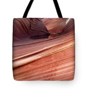 'the Wave' North Coyote Buttes 62 Tote Bag