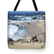 The Waves - The Sea Tote Bag