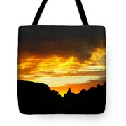 The Way A New Day Shines Tote Bag