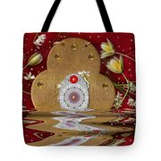 The Way To Heavens Gate Tote Bag