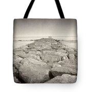 The Way To The  Sea Tote Bag