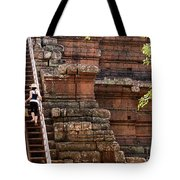 The Way Up Tote Bag