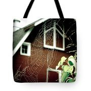 The Web Tote Bag