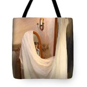The Wedding Gown Is Ready Tote Bag