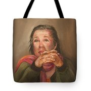 The Wedding Ring Tote Bag