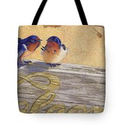 The Welcome Committee Tote Bag