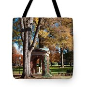 The Well - Davidson College Tote Bag