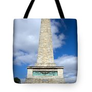 The Wellington Monument Tote Bag