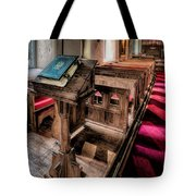 The Welsh Bible Tote Bag