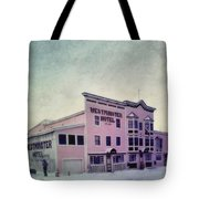 The Westminster Hotel Aka The Pit Tote Bag