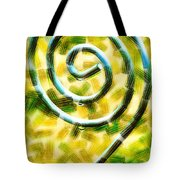 The Wet Whirl  Tote Bag