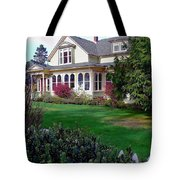 The Whalebone House Tote Bag