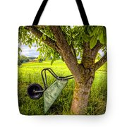The Wheelbarrow Tote Bag