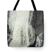 The White Caps Tote Bag